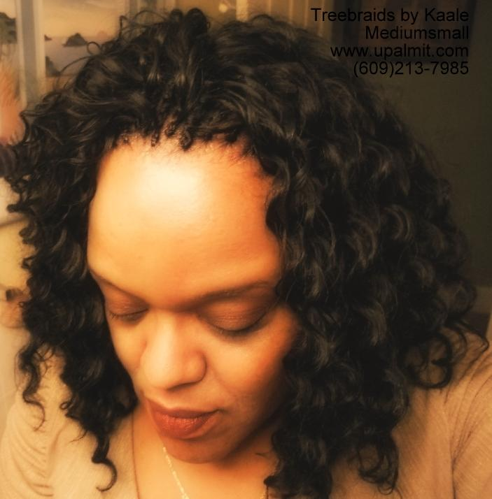... Hair Tree Braids With Wavy Hair Micro Braids Wet N Wavy Micro Braids