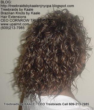 Tree Braids African Hair