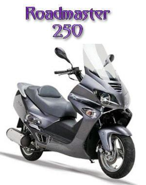 The Roadmaster 250 by Metropolitan Scooters & ATV