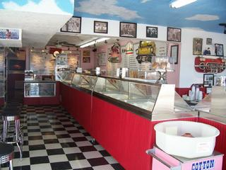 New York Italian Ice King 1950's Sweet Shop - Hollywood, FL