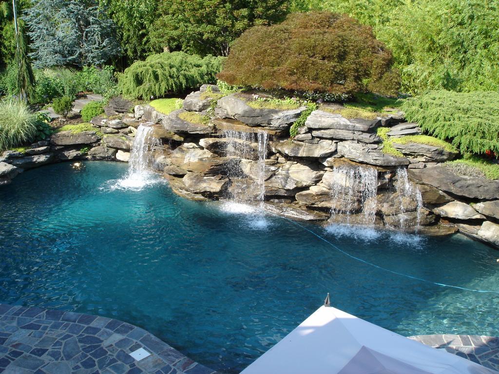Man Made River In Backyard : Hickory Hollow Nursery and Garden Center  Tuxedo Park NY 10987  845