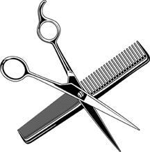 Hairstyle Holiday Season Salon Hair Shears Hairstylists ...