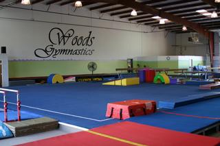 Woods Gymnastics - Elkwood, VA