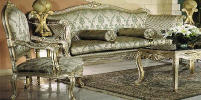 Louis XV Salon Suite from GALERIE VERSAILLES in Chicago, IL 60602