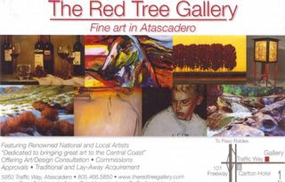 The Red Tree Gallery - Atascadero, CA