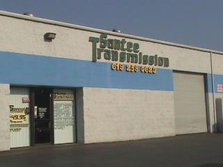 Santee Transmission - Santee, CA