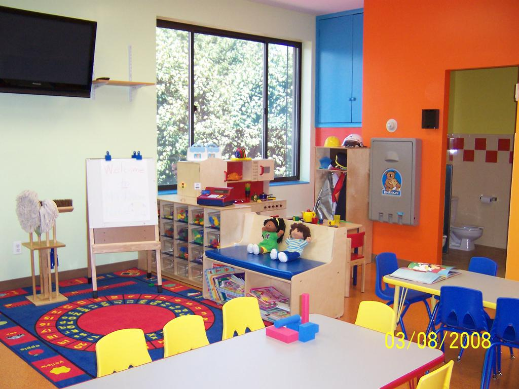 Full Circle Classroom Design Definition : Mushroom house pre k classroom from day