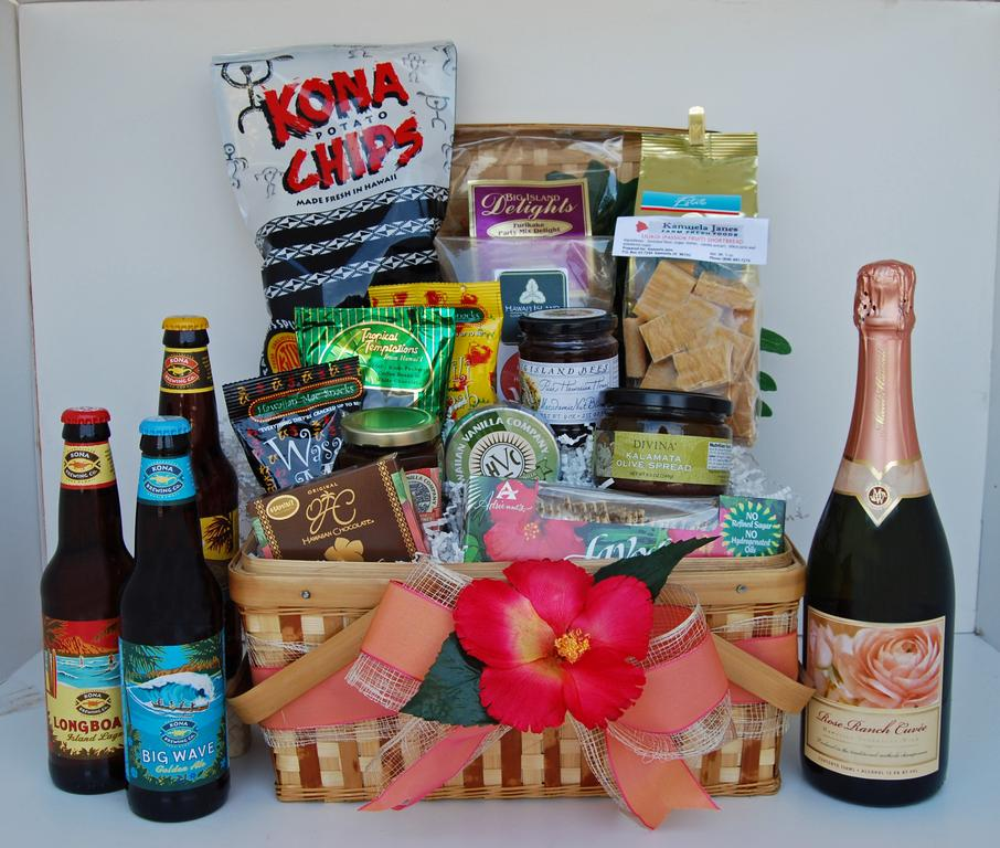 The Best San Diego Home Gift Boutiques: Hawaii's Gift Basket Boutique - Waikoloa HI 96738