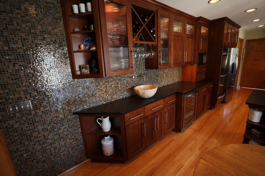 Cherry Kitchen from Country Cabinets of Farmington in