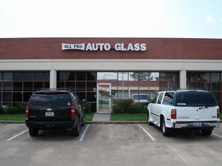 All Pro Windshield Repair LLC - Houston, TX
