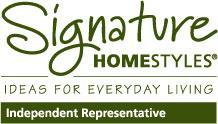 Signature homestyles independent representative haslet for Signature homestyles