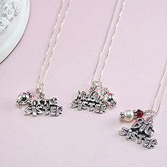 Sister Necklaces on Picture Gallery  Beadifulbaby   Frisco  75034