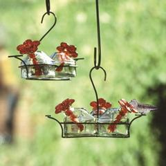 For earth day and everyday recycled birdhouses feeders for Waste things make useful