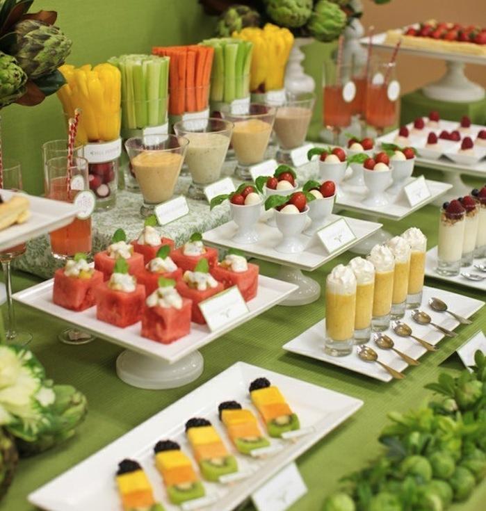 Fruit and Sweet Station.jpg by Fine Host LA