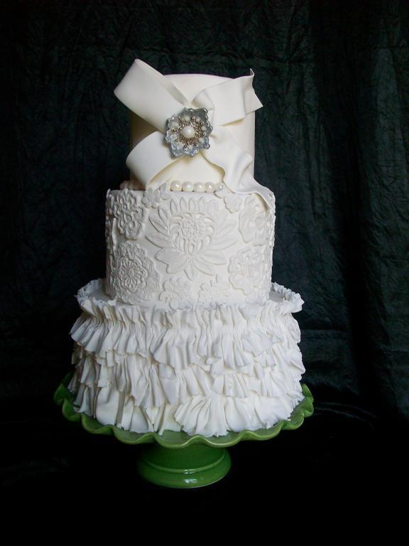 Wedding Cakes Stuart Fl