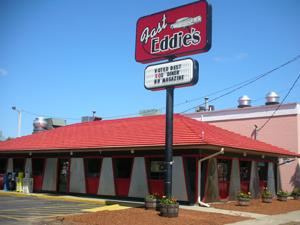 Fast Eddie's Dinner - Hampton, NH