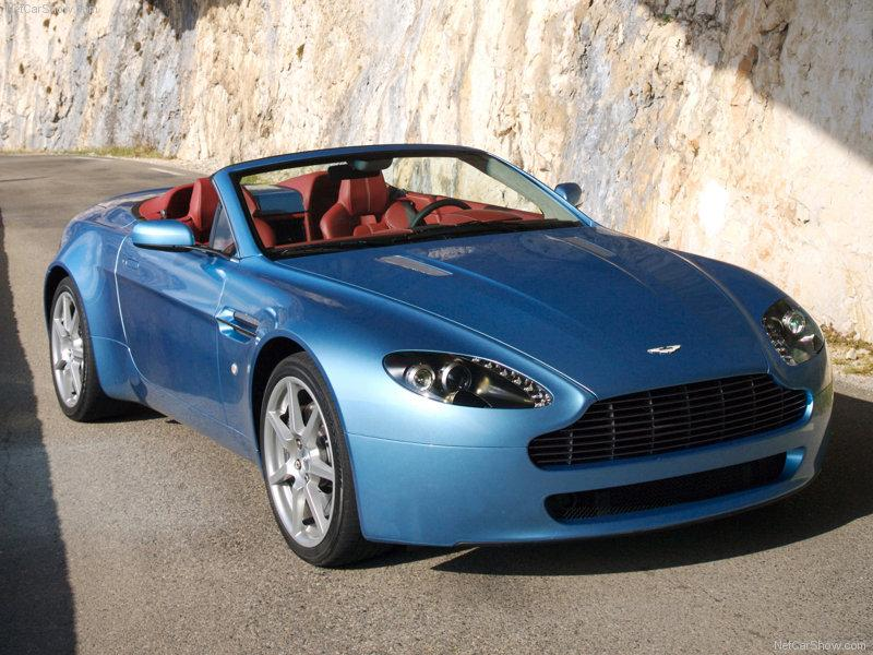 Aston Martin V Vantage Roadster From Exotic Car Rental Atlanta In - Aston martin atlanta