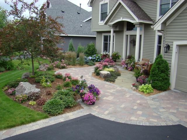 Garden Design With Landscaping Ideas For Front Yard Here To Fix Plant