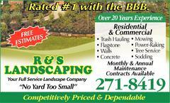 R&S Landscaping and Lawnservice - Albuquerque NM 87110 | 505-271-8419