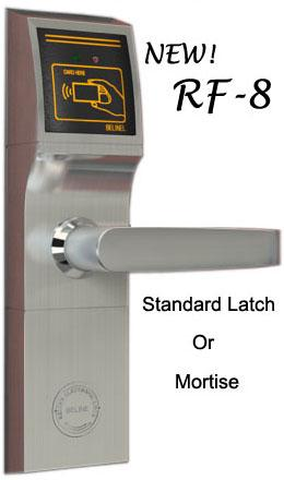 RF-8 RFID Door Lock by BeLine, Locks and CCTV