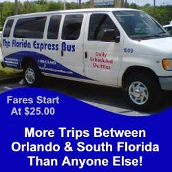 The Florida Express Bus Promo Codes December 2018
