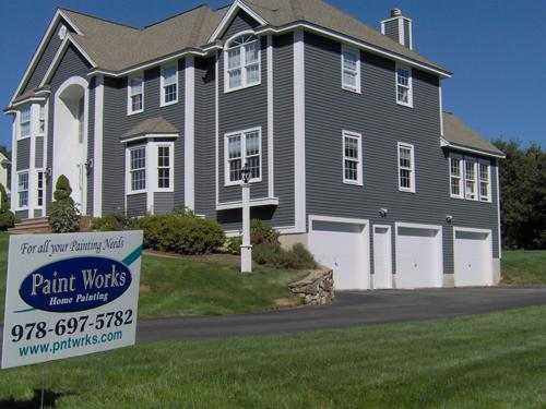 Pictures For Paint Works In North Andover Ma 01845