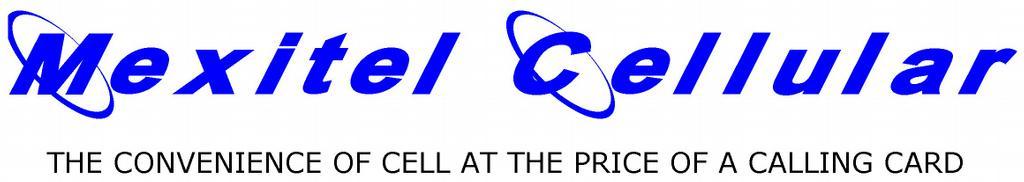 Mexitel Cellular Communications Corp - Taylor MI 48180 | 313