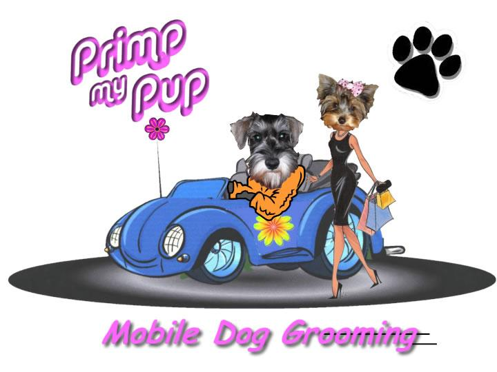 Mobile Dog Grooming Greenville Nc