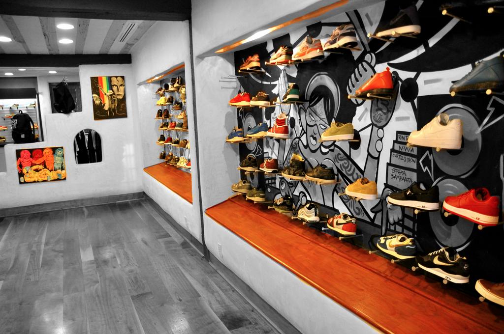 Sole Sneaker Boutique: Sole Boutique 2yr Celebration Recap