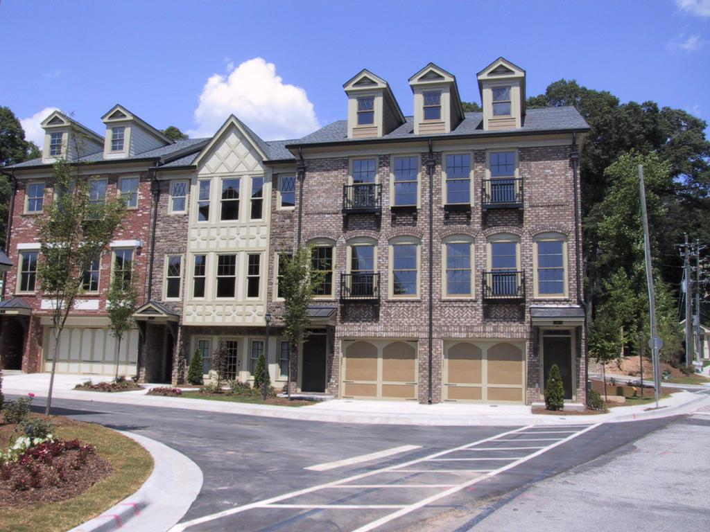 Pictures For Townhomes In Atlanta GA