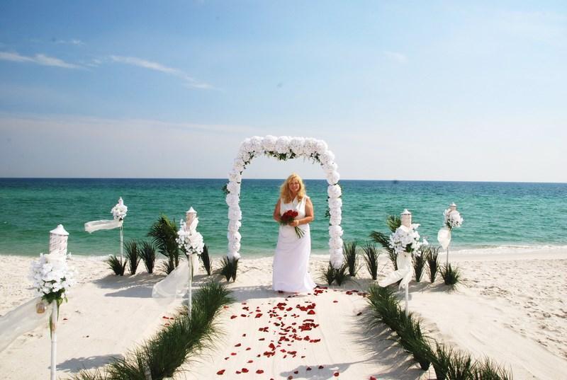 Navarre Beach Weddings Mini Bridal