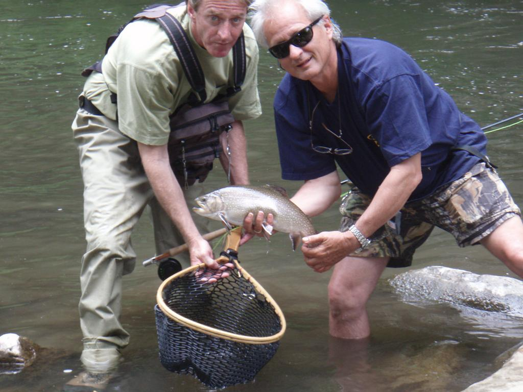 Smoky Mountains Fly Fishing School Robbinsville Nc 28771