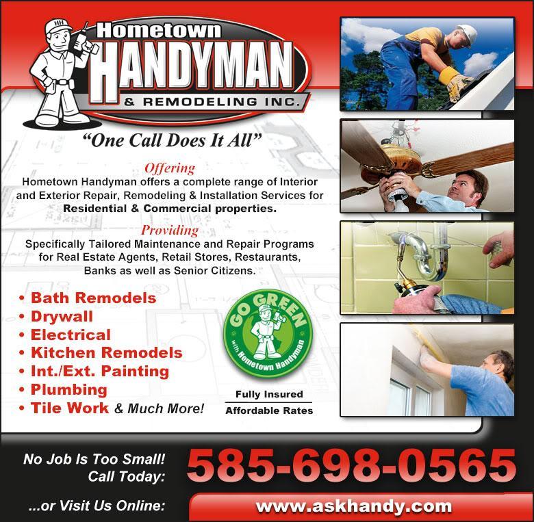handyman flyer ideas