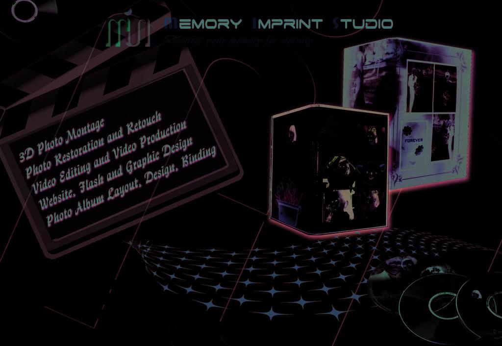 p1 by Memory Imprint Studio Inc