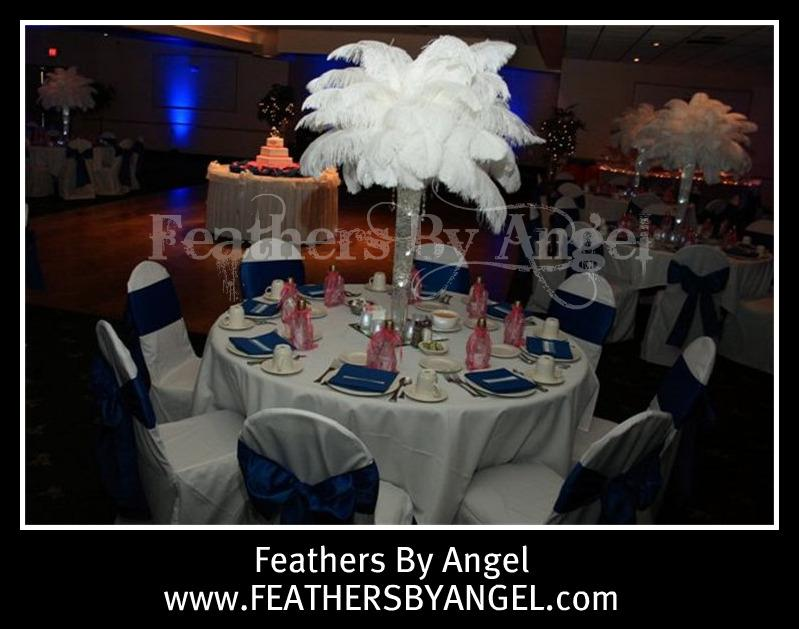 Tags ostrich feathers centerpieces rental weddings
