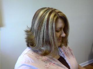 Diagonal Forward Haircut