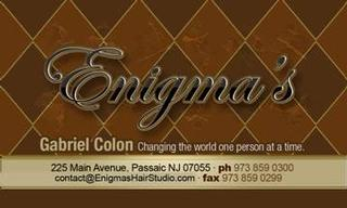 Enigma Hair Studio Llc