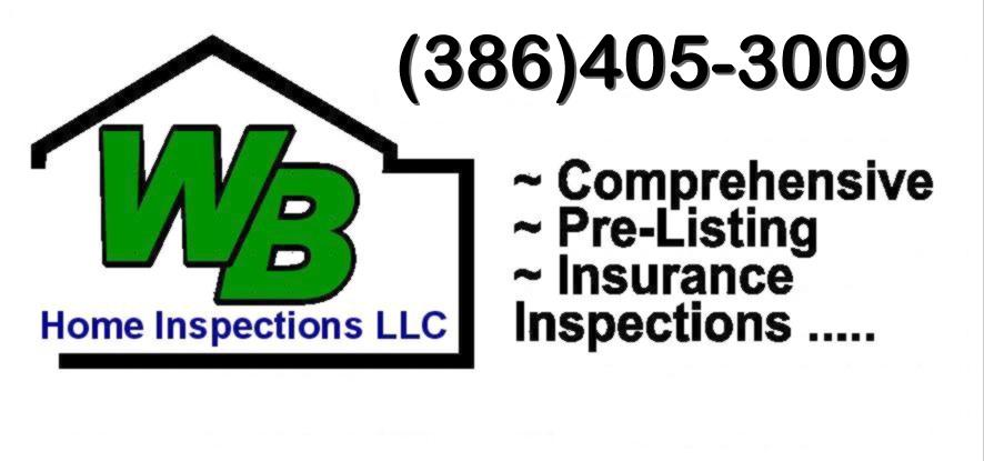 W b home inspections ormond beach fl 32174 386 405 3009 for B home inspections