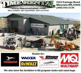 Time Rental INC - Missoula, MT