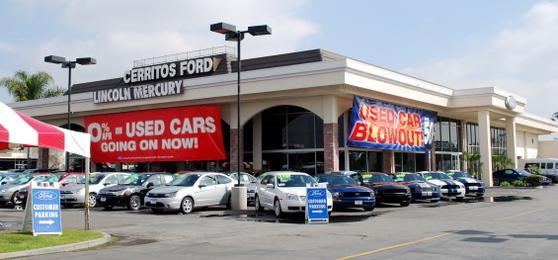Cerritos Flm Photo 1 From Cerritos Ford Lincoln In Cerritos Ca 90703