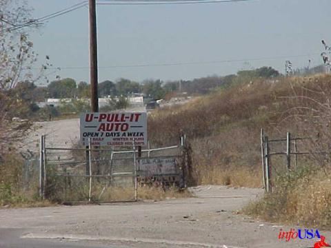 Tmppvdfrg From At U Pull It Auto Truck Parts In Omaha Ne 68117