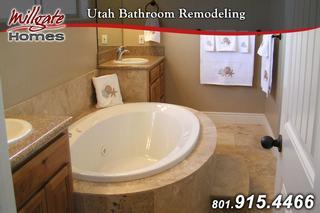 Millgate homes lindon ut 84042 801 915 4466 bathroom for Bath remodel in utah