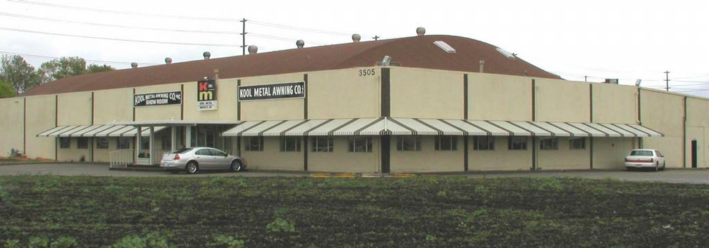 By Kool Metal Awning Co Inc Of Sunnyvale