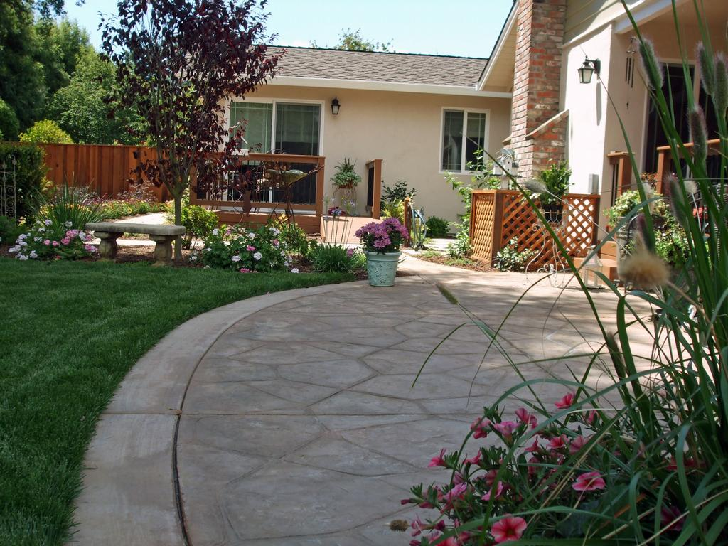 Concrete Landscaping - HD Paperz