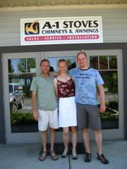 A-1 Stoves Chimneys & Awnings - Grass Valley, CA