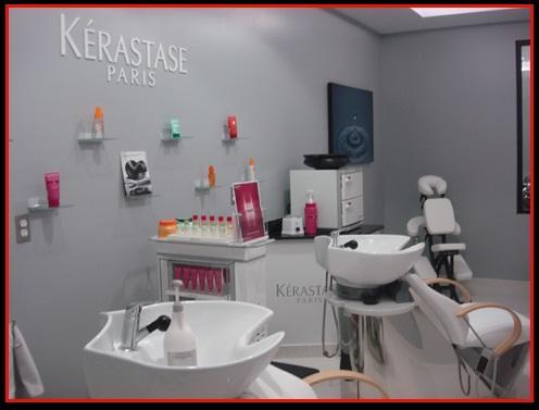 Pictures for splurge salon kerastase shu uemura hair for Salon kerastase
