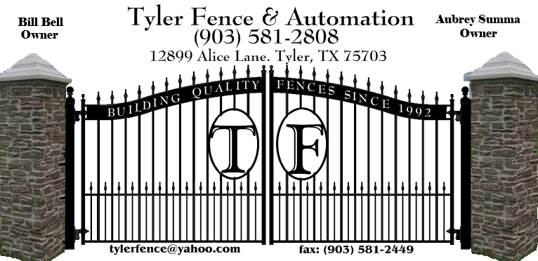 Pictures For Tyler Fence Amp Automation In Tyler Tx 75703