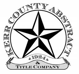 Kerr County Abstract Co - Kerrville, TX