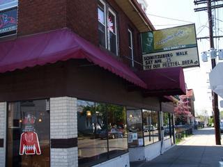 Zeppelin Cafe - Louisville, KY