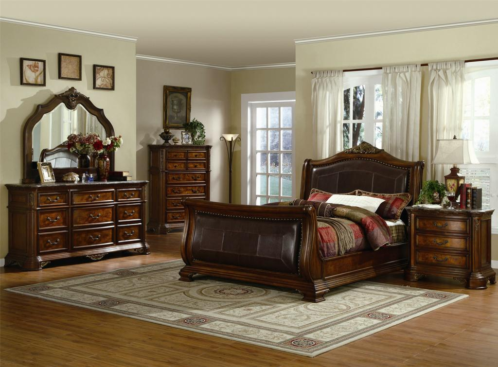 Sleigh Bed Suite From Snooze In Louisville Ky 40243